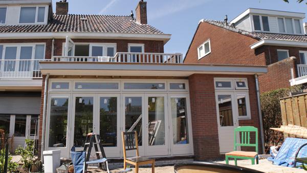 Renovatie jaren u0026#39;30 woning - Sontrop Architectuur