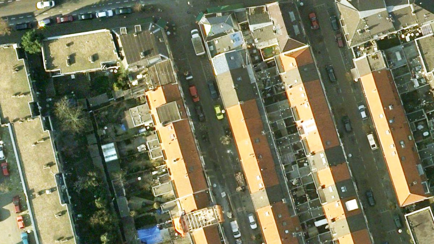Opbouwen Lombokstraat  (1)