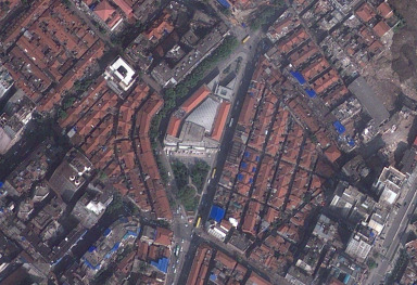 Urban housing in Wuhan (China)