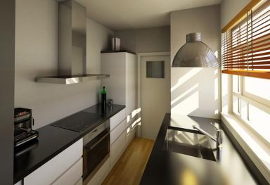 Verkoopimpressies appartement Utrecht